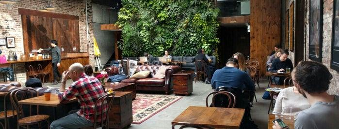 Devoción is one of The New Yorkers: Cafés.