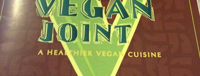 The Vegan Joint is one of Organic LA.