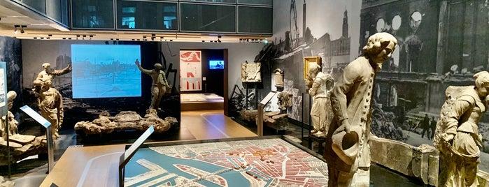 Museum Rotterdam is one of (Temp) Best of Rotterdam.