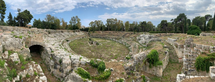 Parco Archeologico is one of Orte, die Marcia gefallen.