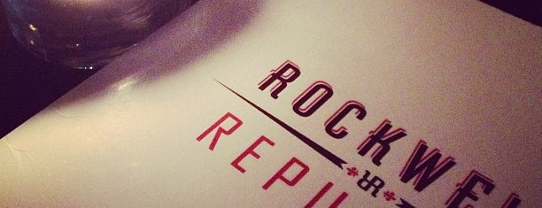 Rockwell Republic is one of Derek 님이 좋아한 장소.