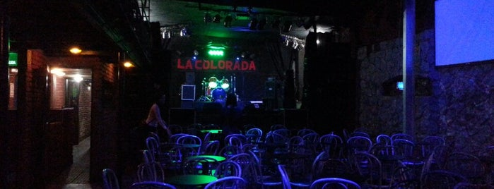 La Colorada is one of Rock@Baires.