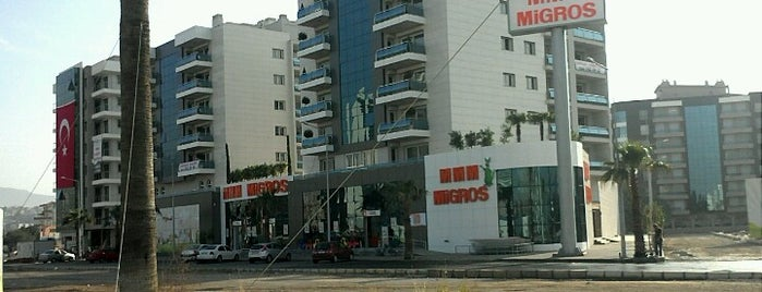Migros is one of Locais curtidos por Şahin.