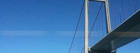 Alfred Zampa Memorial Bridge is one of roads.