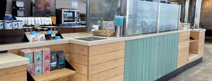 Caribou Coffee is one of Riyadh Cafes.