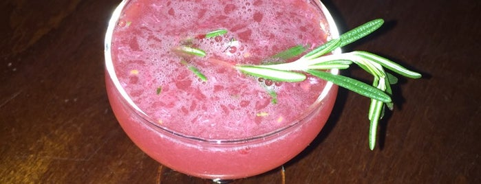 Saleya is one of NYC Cocktail Week 2015.