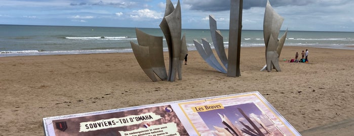 D-Day Monument is one of Lugares a visitar.