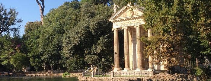 Tempio di Esculapio is one of Roma short.