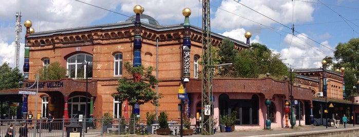 Bahnhof Uelzen is one of 4sq365de (1/2).