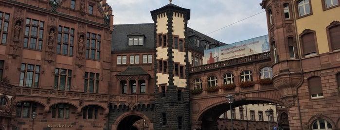 Ratskeller am Römer is one of Best of Frankfurt am Main.