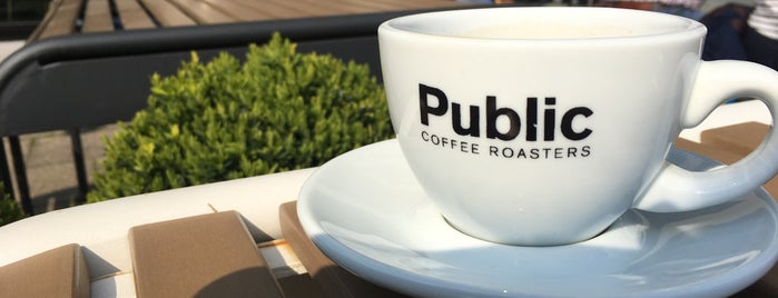 Public Coffee Roasters is one of Hamburg in the Summer 18.