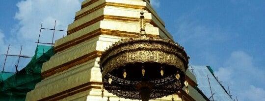 Wat Prathat Cho Hae is one of พะเยา แพร่ น่าน อุตรดิตถ์.