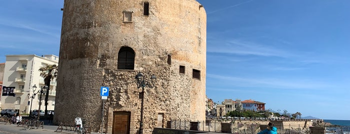 Piazza Sulis is one of SARDEGNA - ITALY.