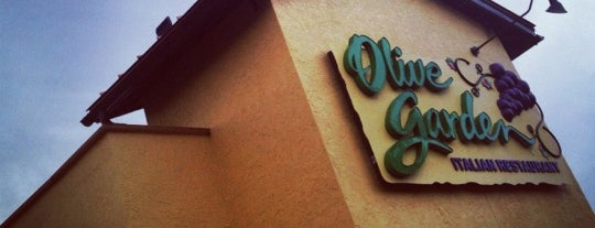 Olive Garden is one of Lieux qui ont plu à Tammy.