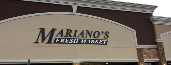 Mariano's Fresh Market is one of Lieux qui ont plu à Greg.