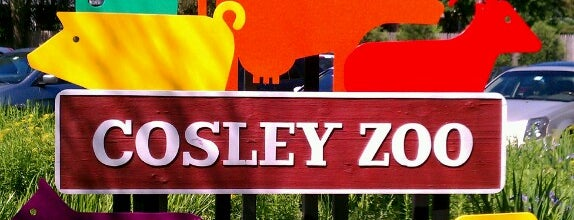 Cosley Zoo is one of Fall 2021 to Do.