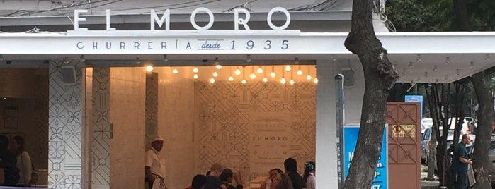 Churrería El Moro is one of DF.