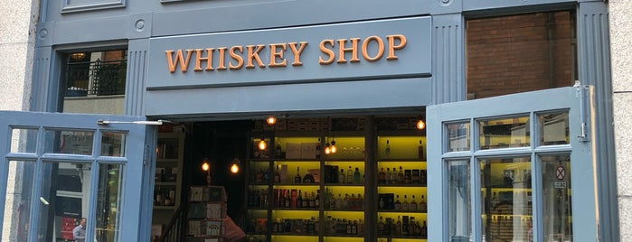 L. Mulligan Whiskey Shop is one of Irlanda.