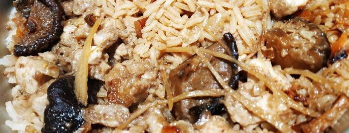 原石鍋 Flavor Food is one of Tempat yang Disukai Adrian.