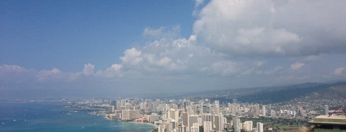 Diamond Head Summit is one of Aloha Hawaii.