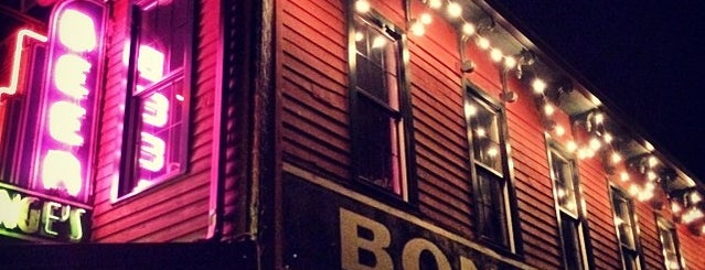 Bonge's Tavern is one of Indy.