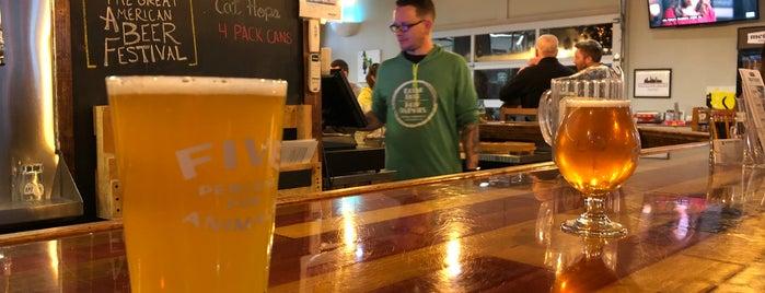 Metazoa Brewing Company is one of Chris : понравившиеся места.