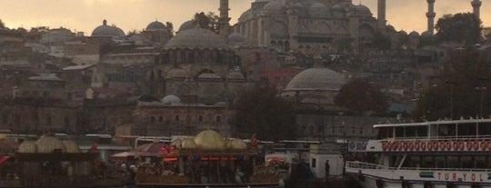 Galata Köprüaltı is one of Стамбул.