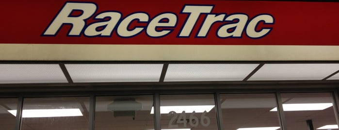 RaceTrac is one of Must-visit Gas Stations or Garages in Marietta.