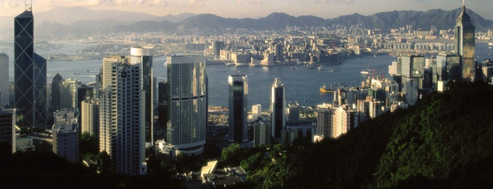 Victoria Peak is one of Places I still need to check out.