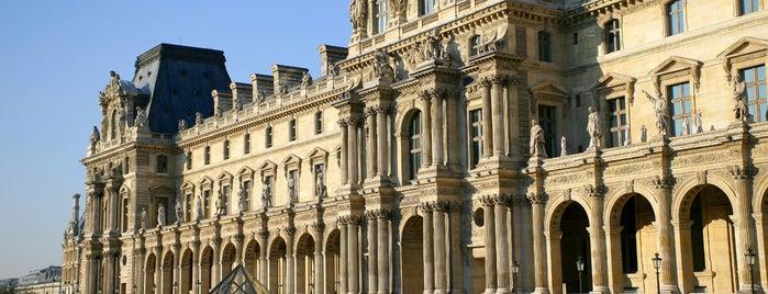 Musée du Louvre is one of Paris.