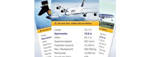 Lufthansa Business Lounge (Schengen) is one of World.