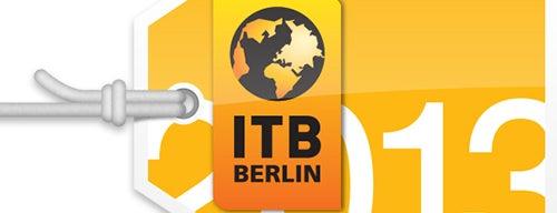 ITB Berlin is one of Badge-tastic ;).