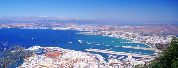 Gibraltar International Airport (GOB) is one of Airports of the World.