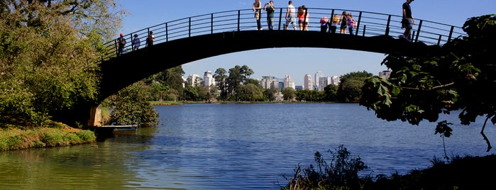 Parque Ibirapuera is one of Lufthansa Magazin.