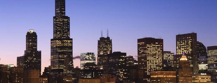 Şikago O'Hare Uluslararası Havalimanı (ORD) is one of Airport.