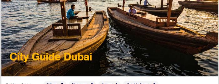 Dubai Uluslararası Havalimanı (DXB) is one of Airport.