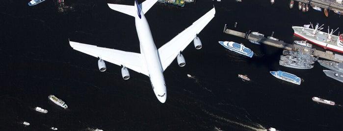 Lufthansa Flight LH 454 is one of Posti salvati di Jeighsen.