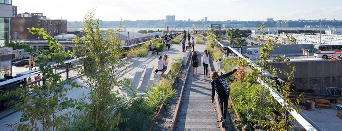 High Line is one of Lufthansa Magazin.