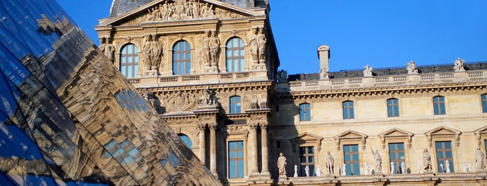Louvre is one of Paris #inspiredby Lufthansa.
