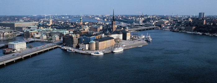 Stockholm-Arlanda Airport (ARN) is one of World.