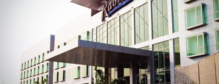 Radisson Blu Anchorage Hotel is one of Lufthansa Magazin.
