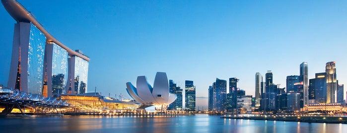 Singapur Changi Havalimanı (SIN) is one of Airport.
