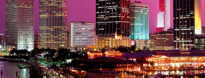 Miami Uluslararası Havalimanı (MIA) is one of Airport.