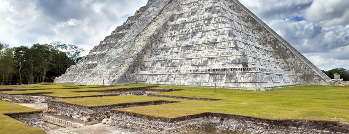 Zona Arqueológica de Chichén Itzá is one of Lufthansa Magazin.