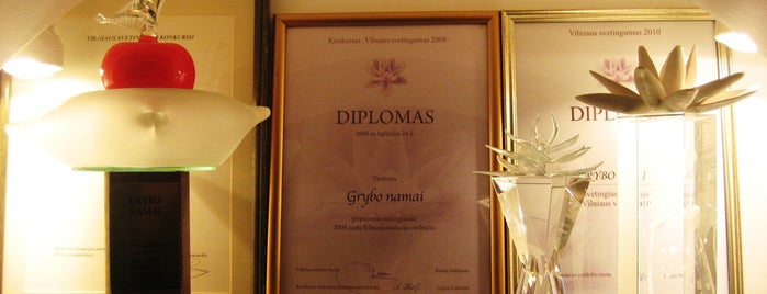 Grybas House Hotel Vilnius is one of Lufthansa Magazin.