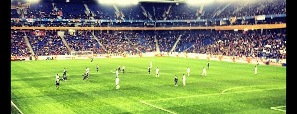 RCDE Stadium is one of Soccer Stadiums.