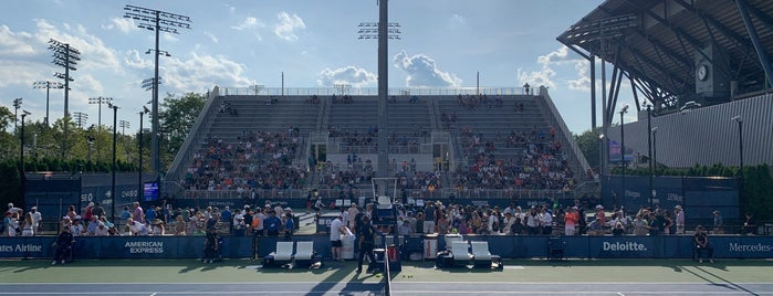Court 12 - USTA Billie Jean King National Tennis Center is one of Must-visit Stadiums in Flushing.