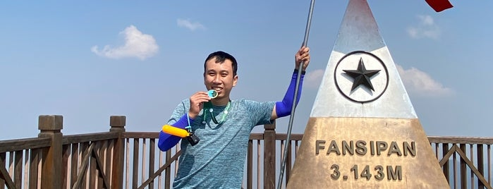 Fansipan Top Viewpoint is one of vietnam.