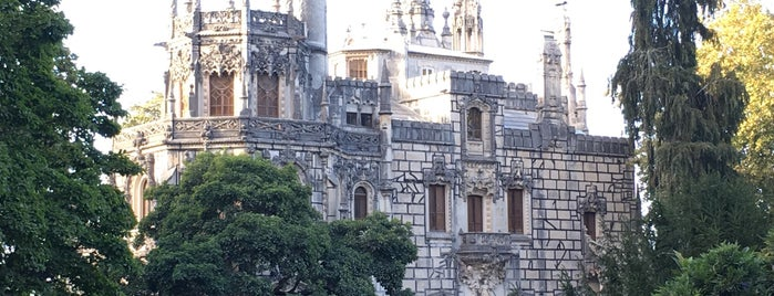 Palácio da Quinta da Regaleira is one of When in Lisbon.