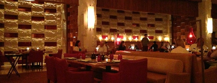 Seafire Steakhouse is one of Dubai.